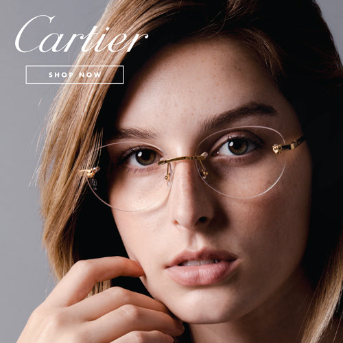 cartier eyeglasses