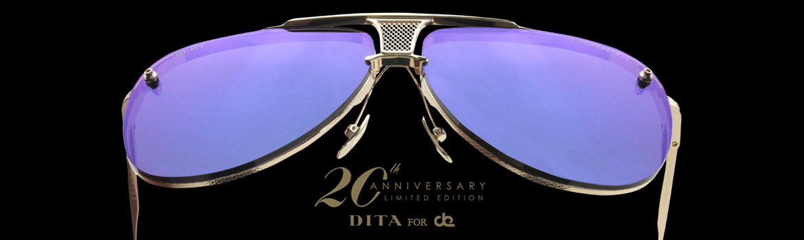 dita decade two 20th anniversary limited edition