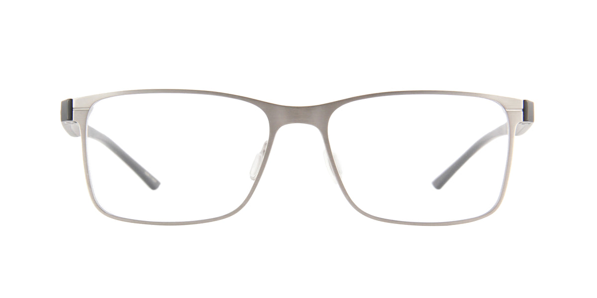Porsche Design - P8346 titanium Rectangular Men Eyeglasses - 55mm