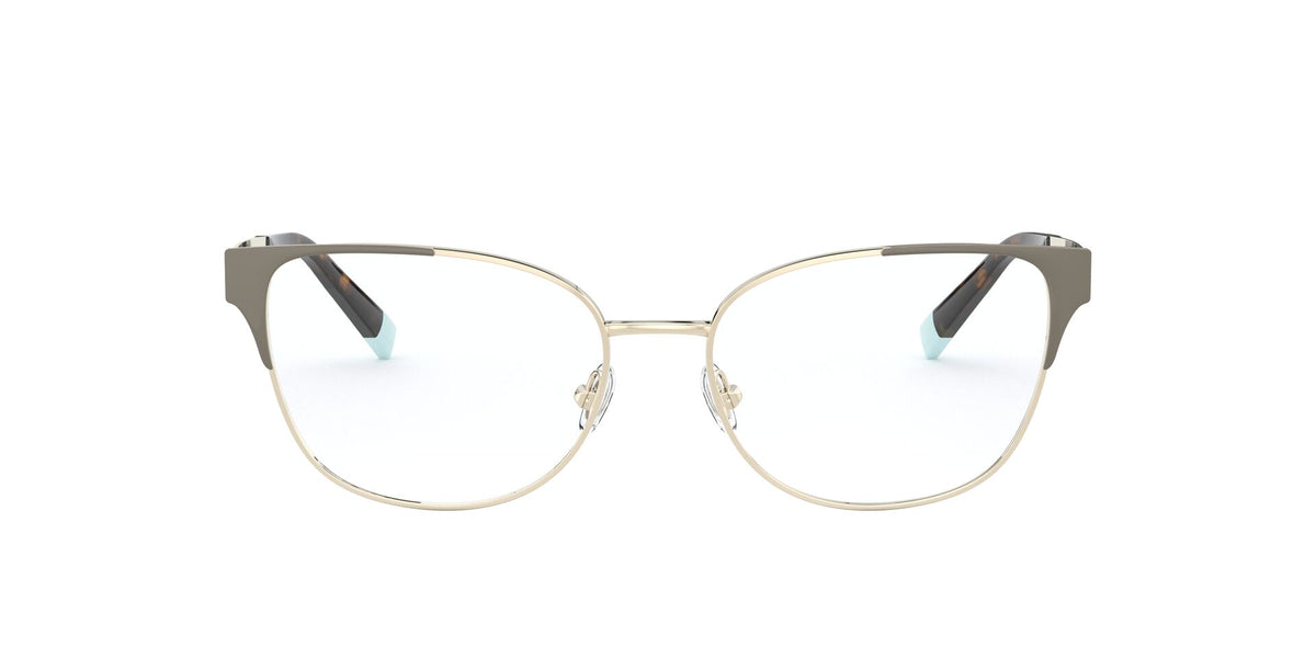 Tiffany - TF1135 Pale Gold Butterfly Women Eyeglasses - 53mm