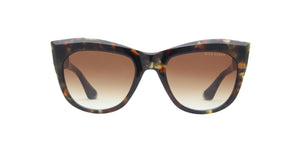 Dita - Kader Haute Tortoise Cat Eye Women Sunglasses - 57mm