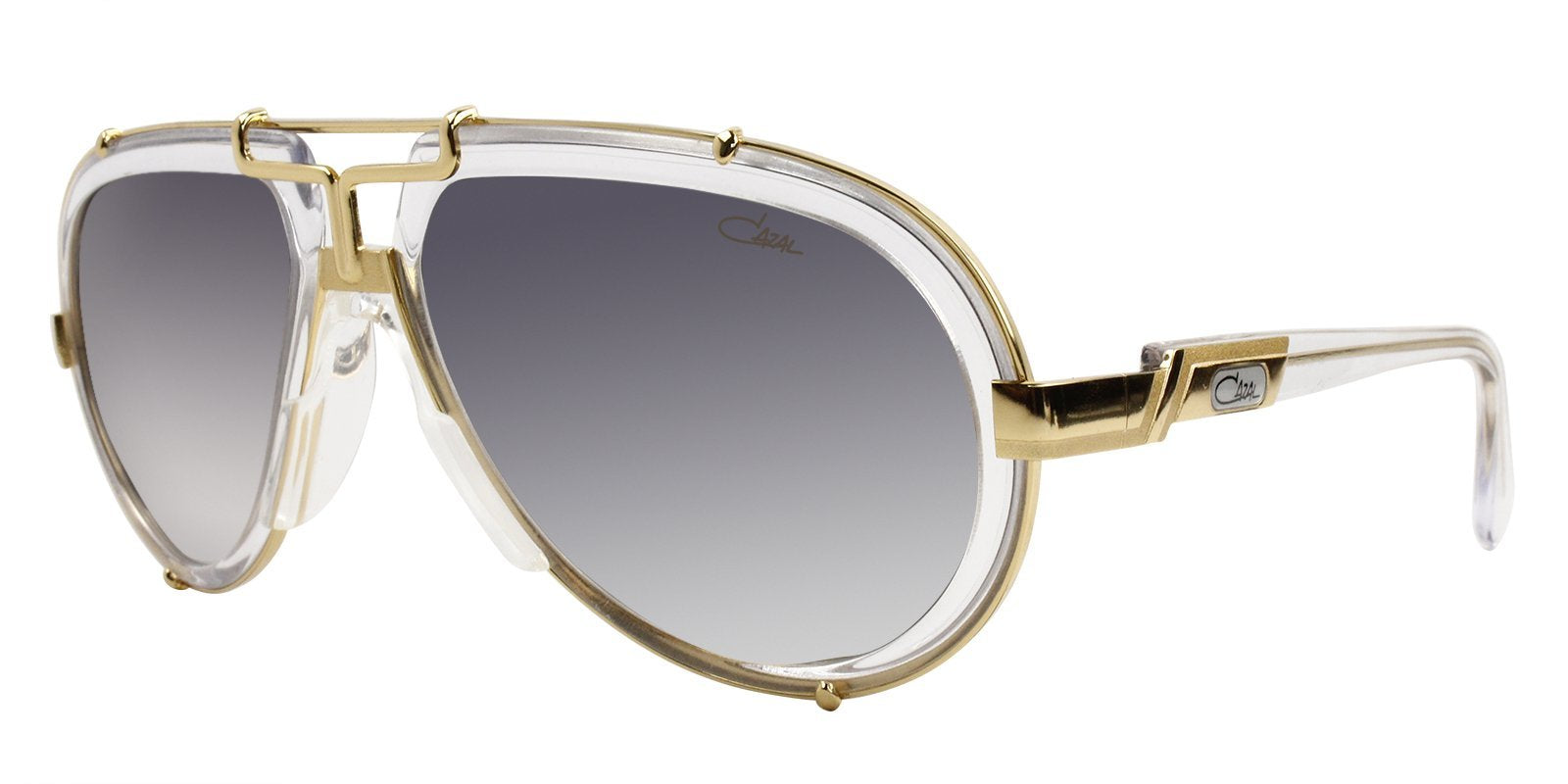 5367922a9fbb ... Cazal - CZ 642 Gold - Gray-Sunglasses-Designer Eyes