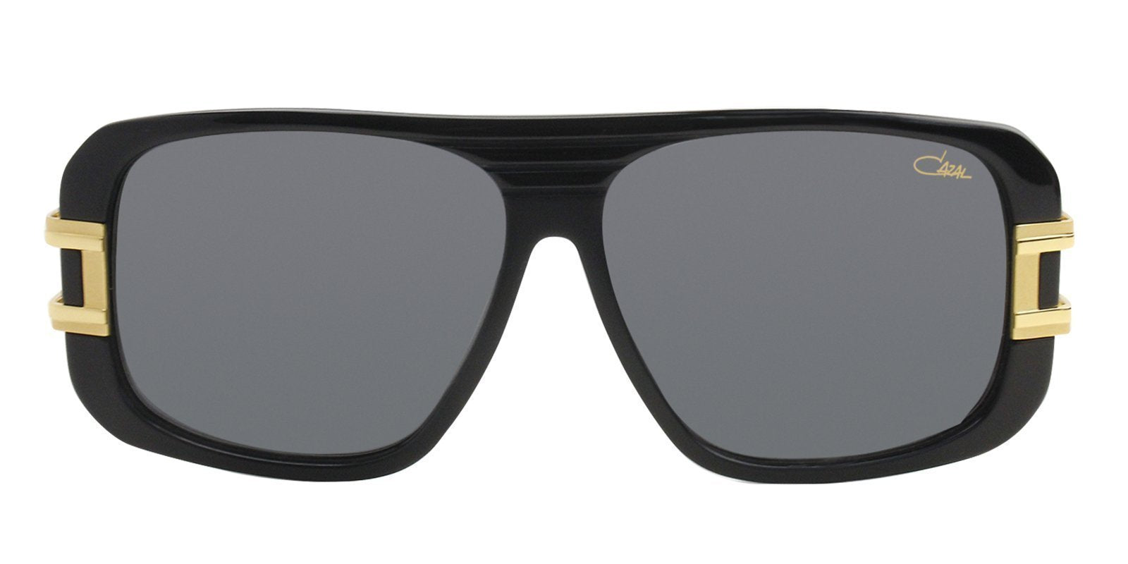 Cazal CZ658/3 Black / Black Lens Sunglasses-Sunglasses-Designer Eyes