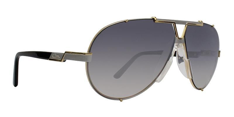 ae8262007355 ... Cazal - CZ909 Gold Gray - Gray-Sunglasses-Designer Eyes