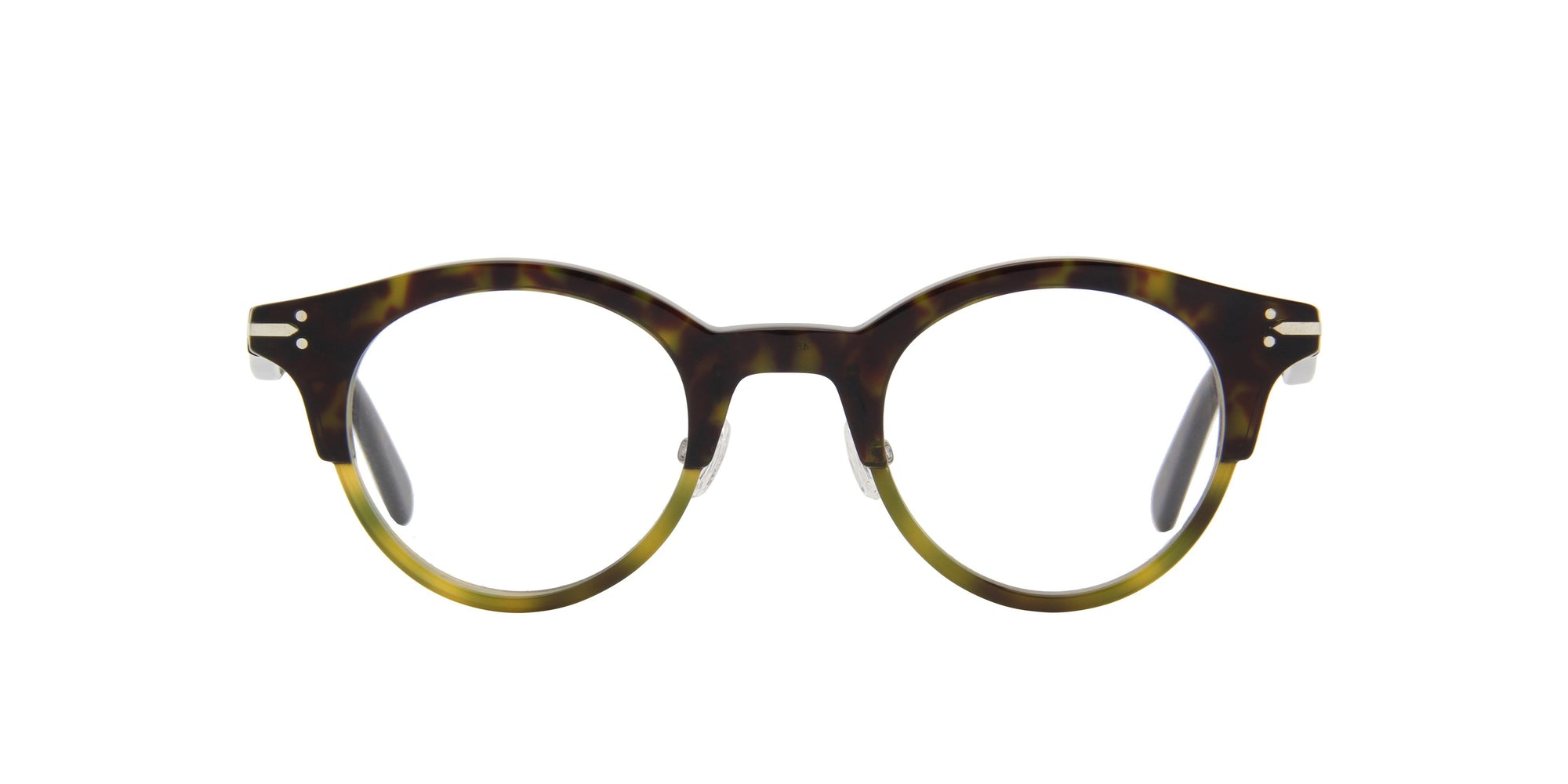 Celine - CL41421 Tortoise Oval Women Eyeglasses - 45mm-Eyeglasses-Designer Eyes
