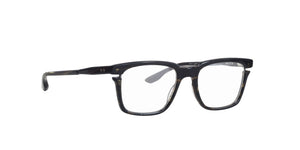 Dita - Avec Blackwood - Antiqued Silver Men Eyeglasses - 52mm-Eyeglasses-Designer Eyes