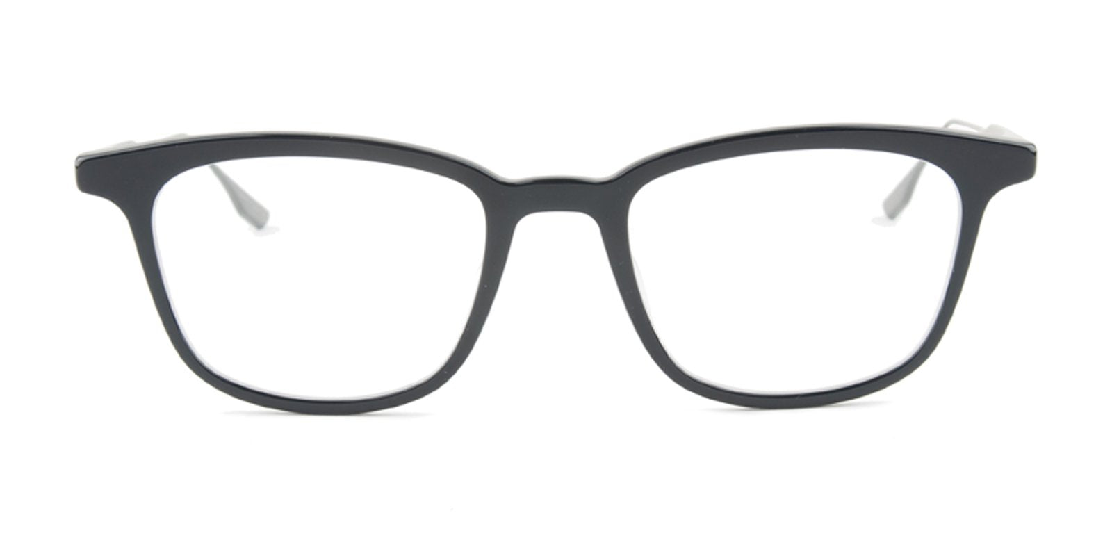 Dita - Floren Blue Rectangular Unisex Eyeglasses - 52mm-Eyeglasses-Designer Eyes