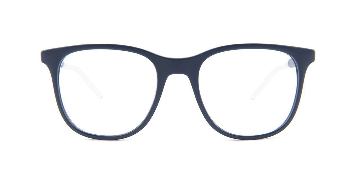 Dolce Gabbana - DG5037 Blue/Clear Oval Women Eyeglasses - 53mm-Eyeglasses-Designer Eyes