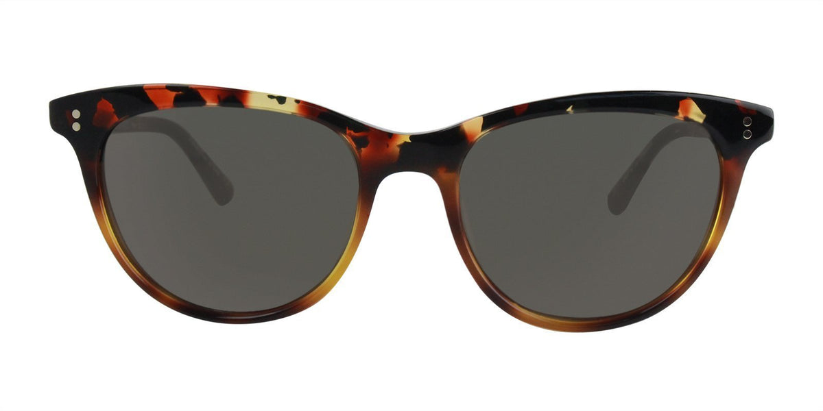 Oliver Peoples - Jardinette LTD Tortoise Oval Women Sunglasses - 52mm-Sunglasses-Designer Eyes