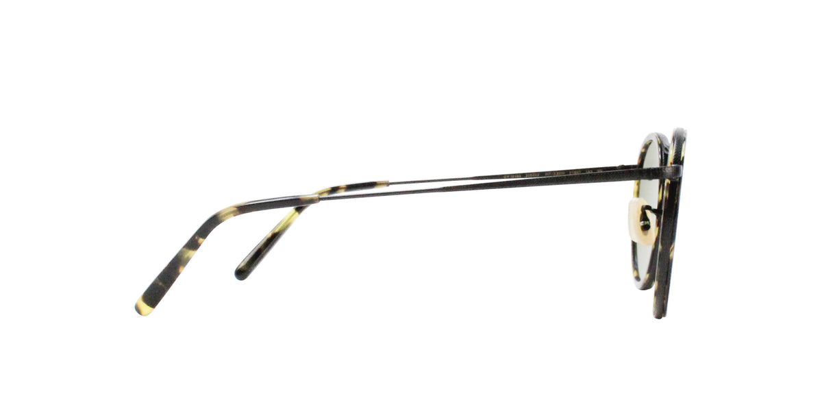 Oliver Peoples - MP-30TH Black Unisex Sunglasses - 51mm-Sunglasses-Designer Eyes