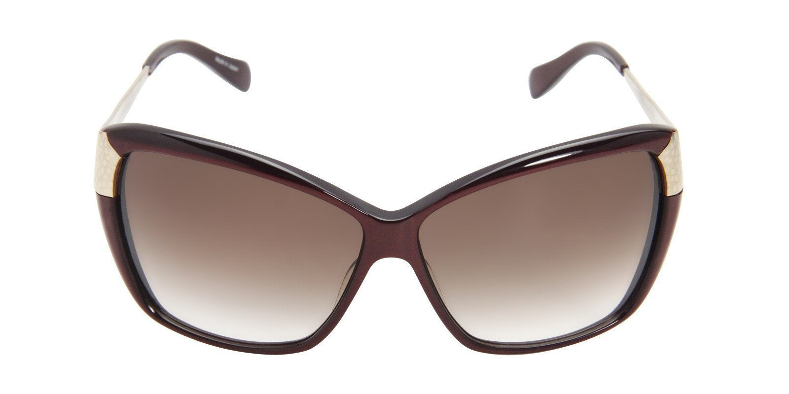 Oliver Peoples - Skyla Red Butterfly Women Sunglasses - 62mm-Sunglasses-Designer Eyes