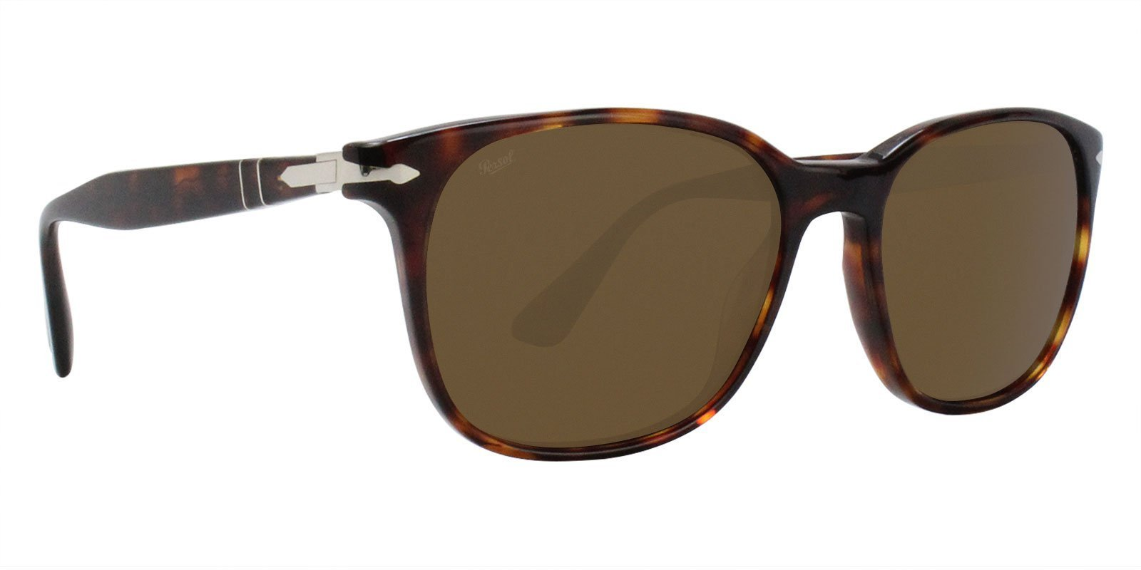 Persol PO3164S Tortoise / Brown Lens Polarized Sunglasses-Sunglasses-Designer Eyes