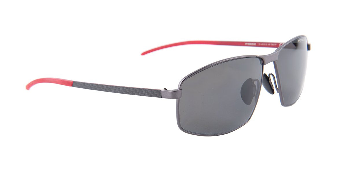 Porsche Design - P8652 Gray - Gray-sunglasses-Designer Eyes