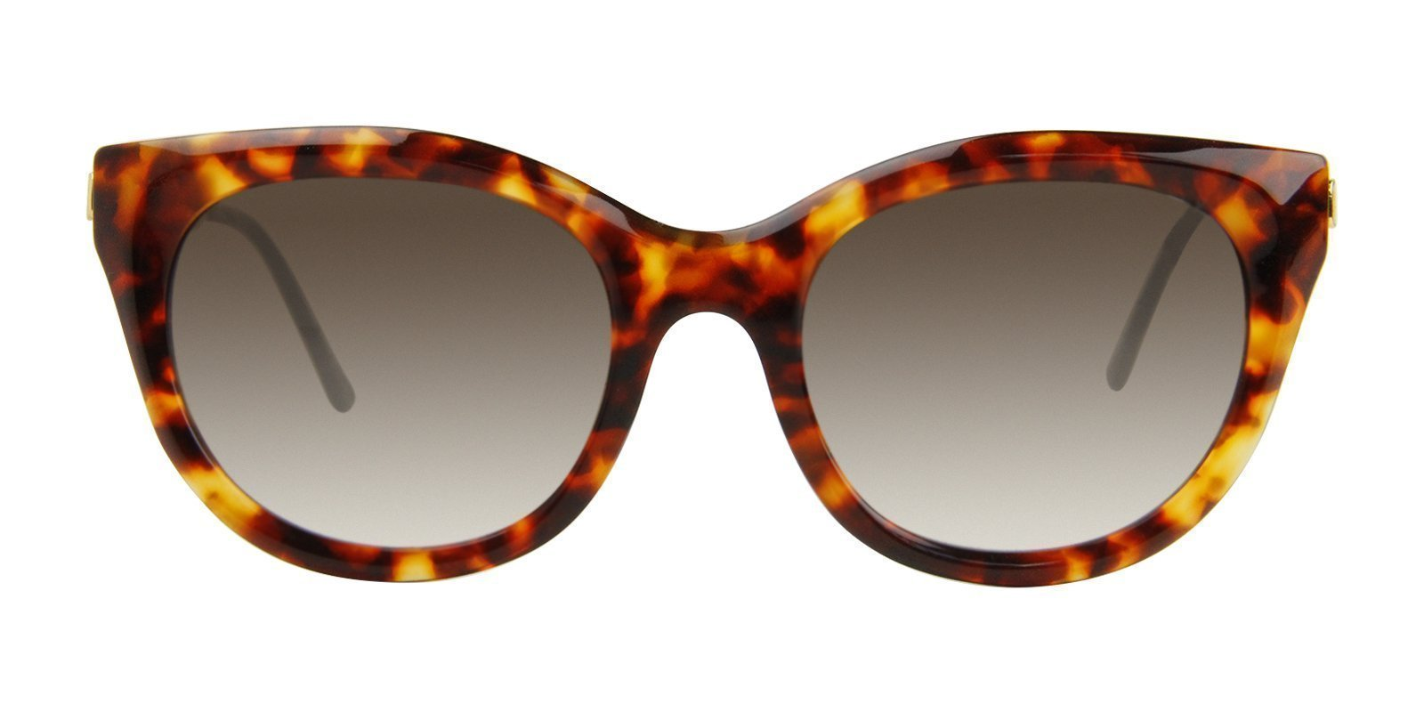 Thierry Lasry - DirtyMindy Tortoise Cat-Eye Women Sunglasses - 56mm-Sunglasses-Designer Eyes