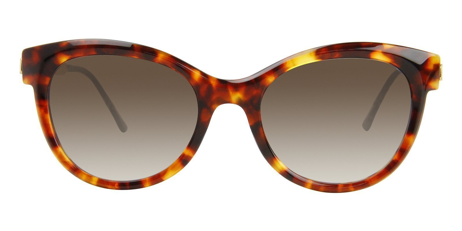 Thierry Lasry - Flirty Tortoise Cat-Eye Women Sunglasses - 53mm-Sunglasses-Designer Eyes