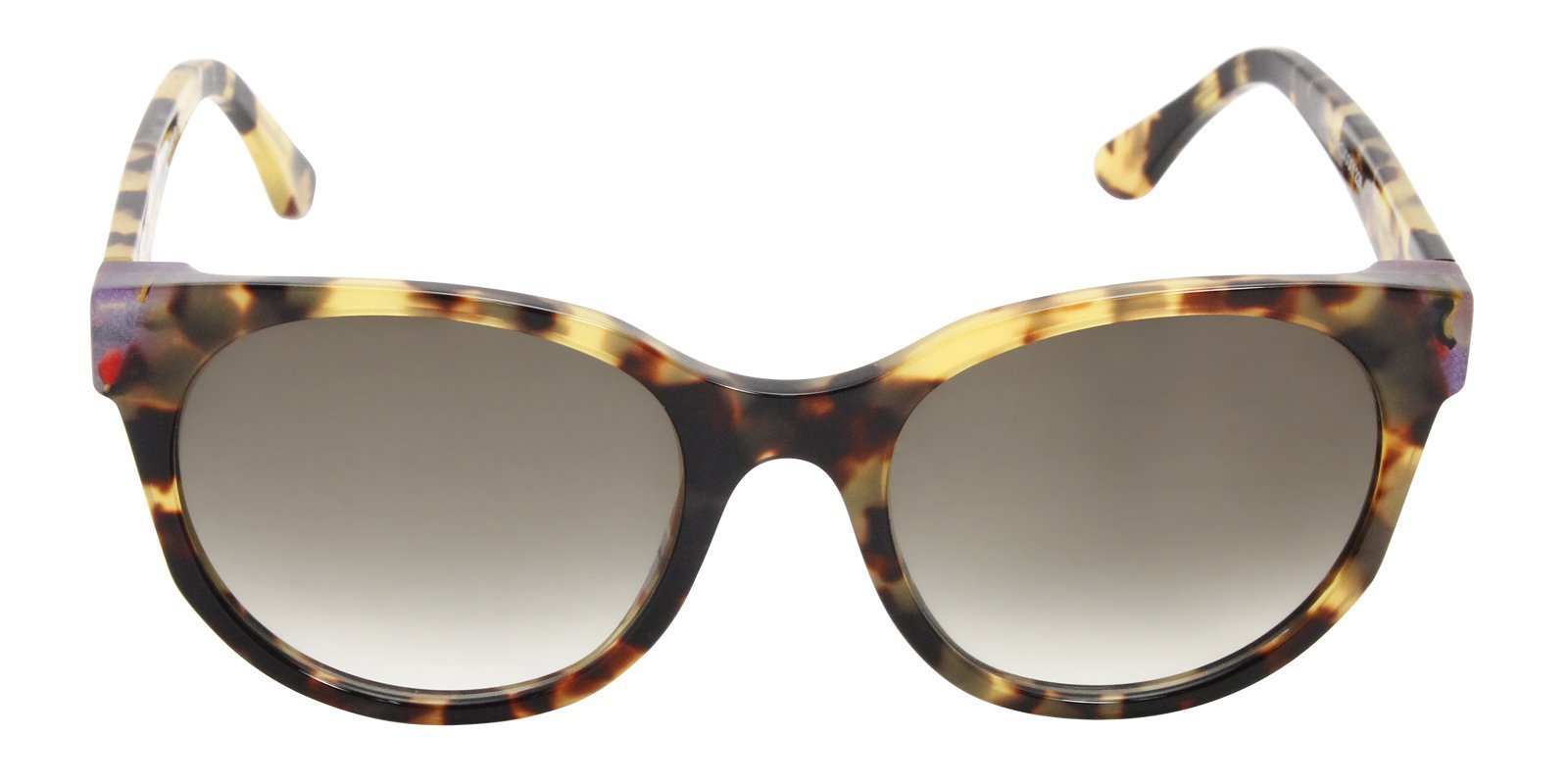 Thierry Lasry - Peroxxxy Tortoise Oval Women Sunglasses - 57mm-Sunglasses-Designer Eyes
