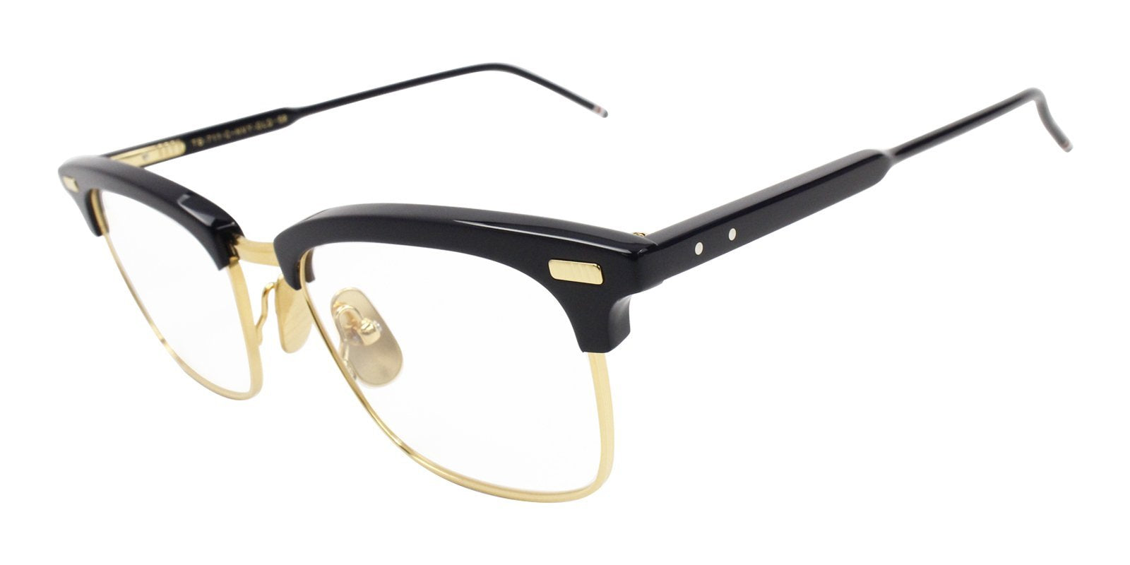 0950223510c7 Thom Browne - TB711-C Blue eyeglasses– Designer Eyes