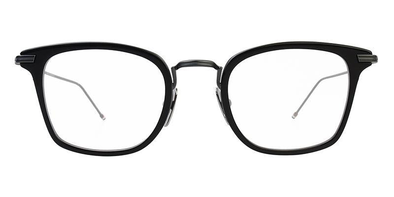 Thom Browne - TBX905-49-01 Black-Eyeglasses-Designer Eyes
