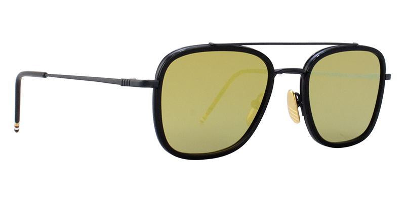 Thom Browne - TB800-E Blue - Yellow-sunglasses-Designer Eyes