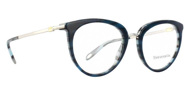 Tiffany TF2148 Blue / Clear Lens Eyeglasses-Eyeglasses-Designer Eyes