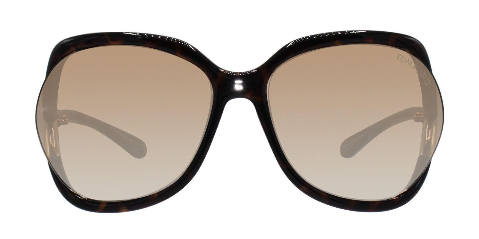 Tom Ford - Anouk-02 Tortoise - Brown-sunglasses-Designer Eyes