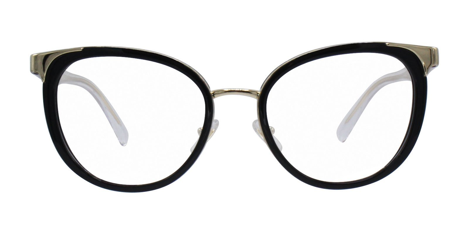 e1aae858407c8 Versace - VE1249 Black Gold eyeglasses– Designer Eyes