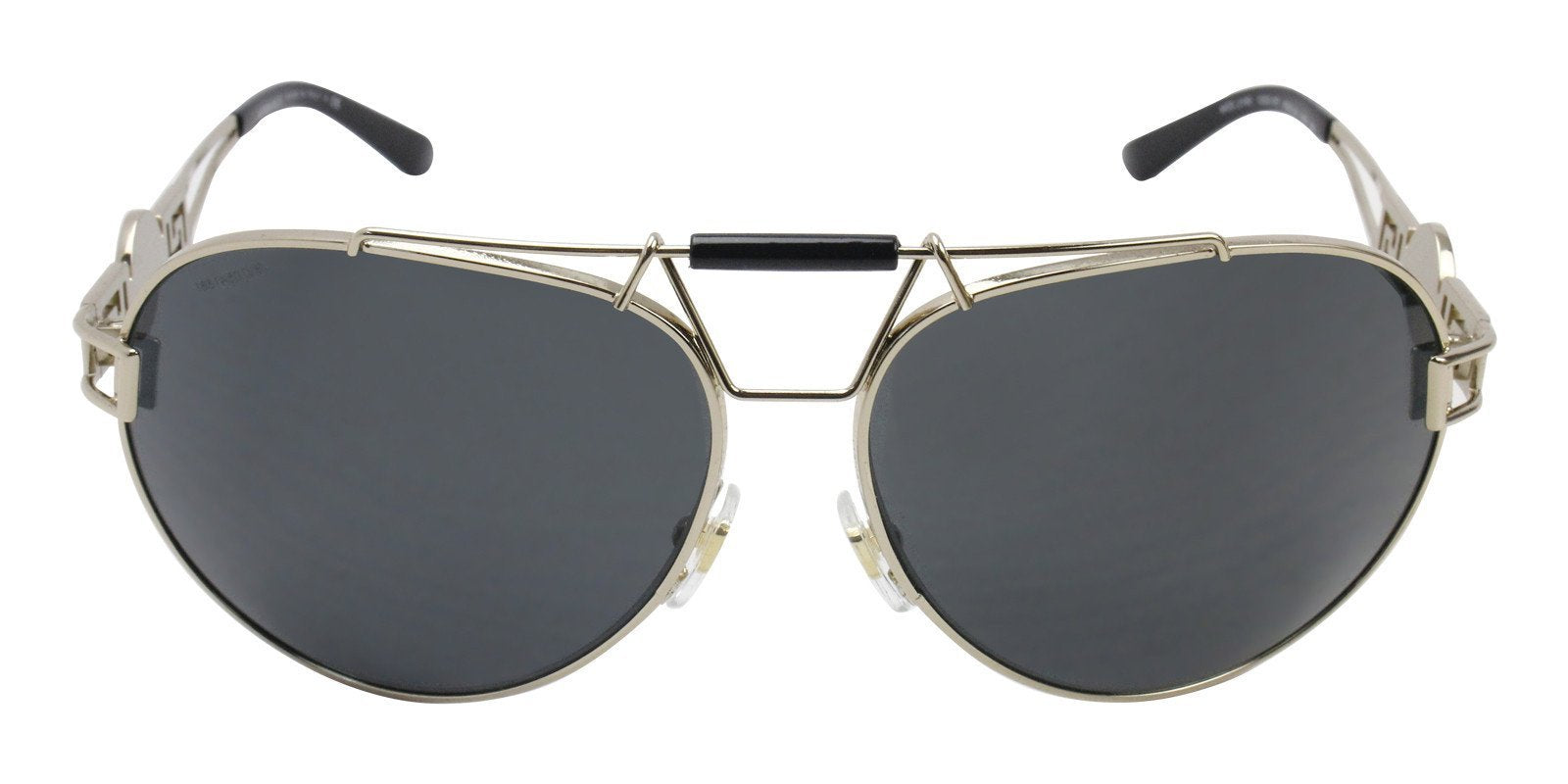 d57248a2e8 Versace - VE2160 Gold - Gray sunglasses– Designer Eyes
