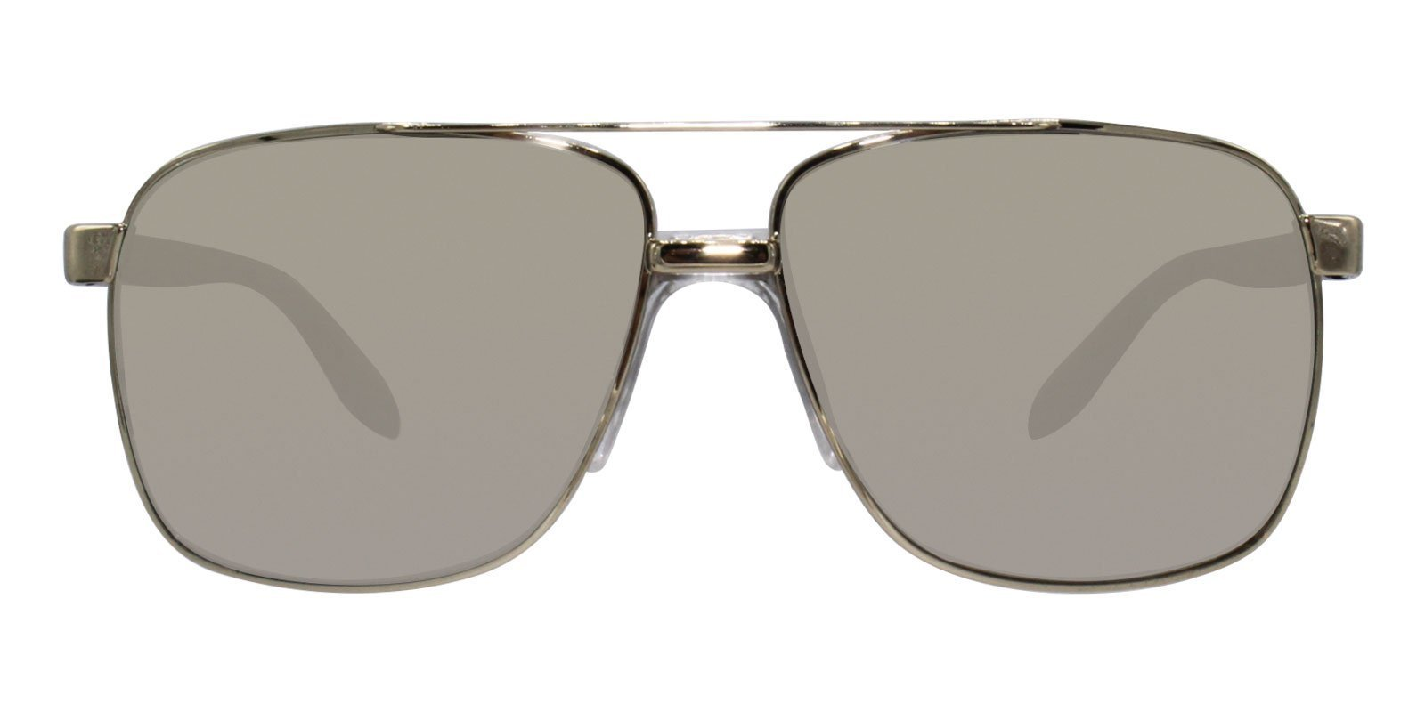 Versace VE2174 Gold / Gold Lens Mirror Sunglasses-Sunglasses-Designer Eyes