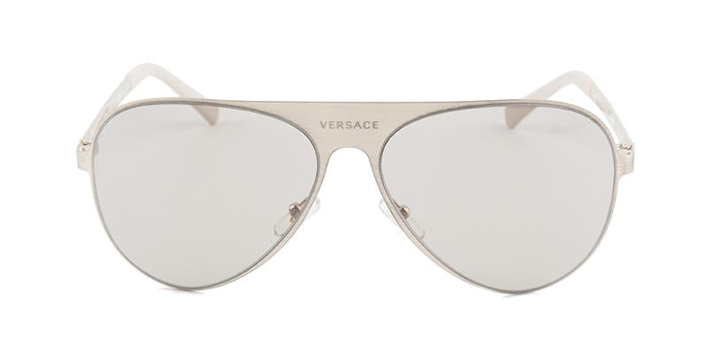 Versace - VE2189 Gold - Brown-sunglasses-Designer Eyes