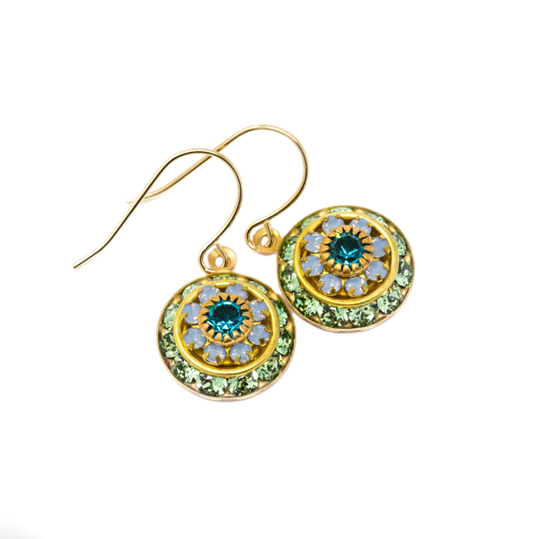 Vintage Jewel Earrings
