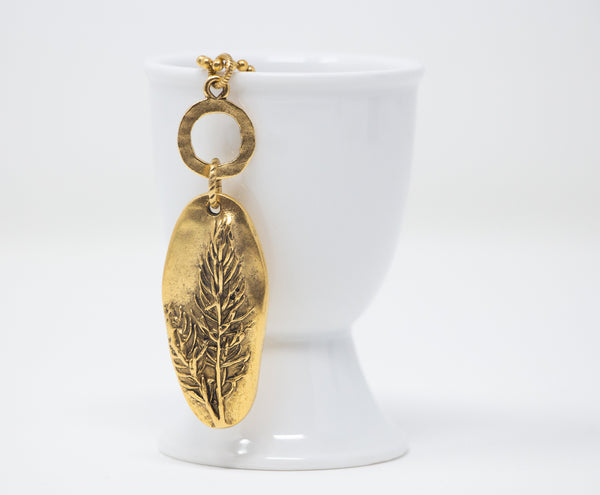 Tree Pendant Necklace - Graduation Gift For Daughter - Jacaranda
