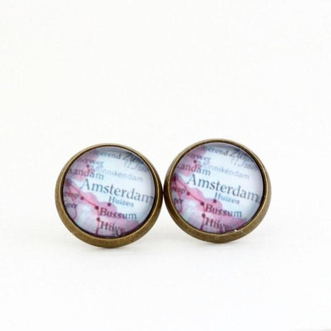Amsterdam Earrings