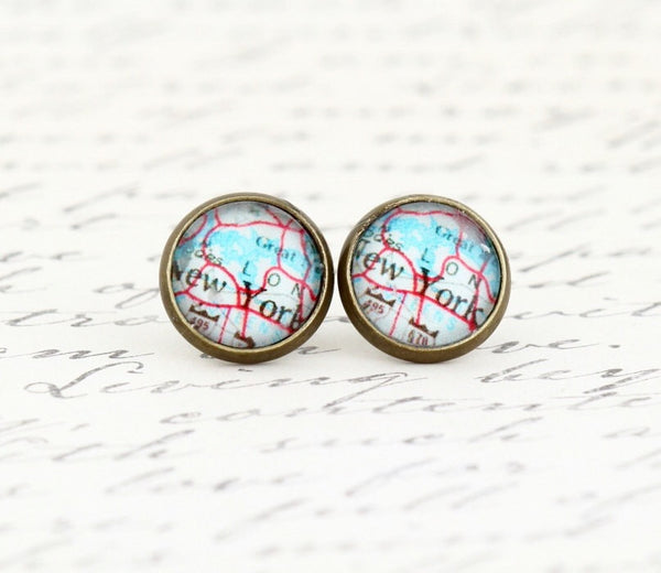 New York City Earrings
