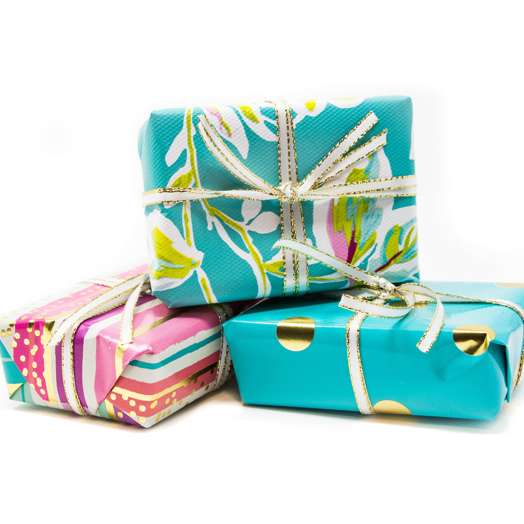 ** Gift wrap Upgrade ** - Jacaranda