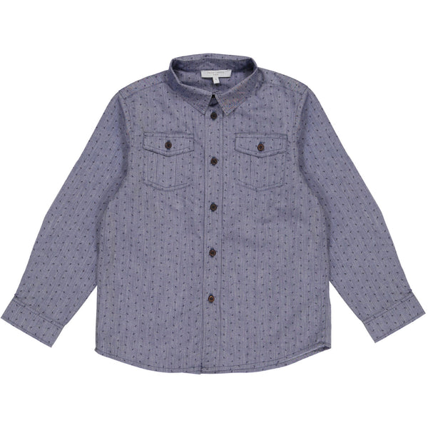 Ant Chambray Shirt