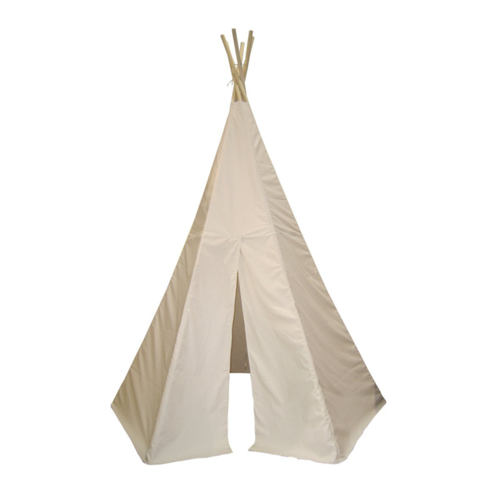 Simple Canvas Teepee