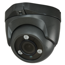 "Camera dome Gama 1080p ULTRA - 4 in 1 (HDTVI / HDCVI / AHD / CVBS) - 1/2.9"" Sony© 2.19 Mpx Exmor - Ottica Motorizzata Autofocus 2.8~12 mm - 3 LED Array IR Distanza 40 m - SenseUp, 3DNR, ATR, IR CUT"
