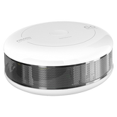 Rivelatore di CO - Wireless - Installazione automatica con Z-Wave - Antenna interna - Include sensore di temperatura - 1 pila CR123A 3.0 V