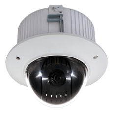 "X-Security - Camera IP PTZ 2 Megapixel - 1/2.8"" Exmor CMOS - Compressione H.264 / MJPEG - Obiettivo varifocale 5.1~61.2 mm - WEB, DSS/PSS, Smartphone e NVR"