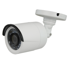 Telecamera bullet Safire - 1080p ECO / lente 2.8 mm - 4 in 1 (HDTVI / HDCVI / AHD / CVBS) - High Performance CMOS - Array IR Distanza 20 m - Menù OSD remoto da DVR