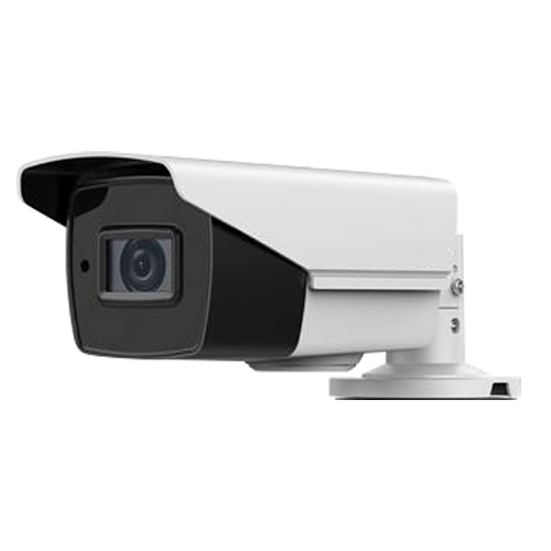 Telecamera Bullet Safire Gamma PRO - Uscita 4 in 1 - 5 Mpx high performance CMOS - Lente motorizzata 2.7~13.5 mm - Smart IR Matrix, Distanza 40 m - Impermeabile IP67