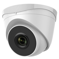 "Telecamera IP 4 Megapixel - 1/3"" Progressive Scan CMOS - Compressione H.265+/H.265/H.264+/H.264 - Lente 2.8 mm - Matrix LED IR Distanza 30 m - WEB, Software CMS, Smartphone e NVR"