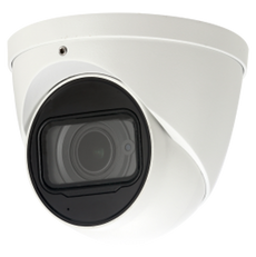 "Cámara Domo X-Security 1080p - HDTVI, HDCVI, AHD y CVBS - 1/2.8"" CMOS Starlight / 0.004Lux Color - Lente motorizada 2.7-13.5 mm - IR LEDs Array alcance 60 m - WDR 120dB 