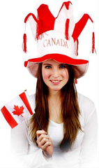 Canada Jester Hat