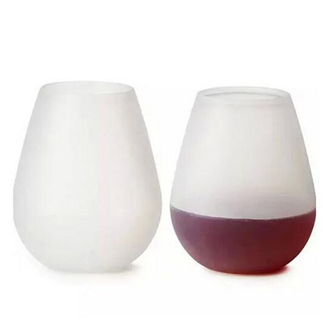 Foldable Silicone Unbreakable Wine/Beer Glass