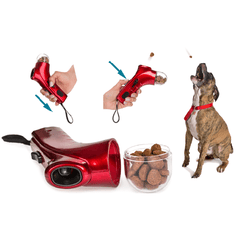 Pet Snack Launcher
