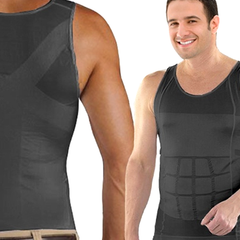 Men's Slimming Vest - Assorted Colors