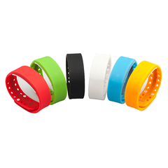 W2 Smart Band Watch With Fitness Tracker & Sleep Monitor - Assorted Colors