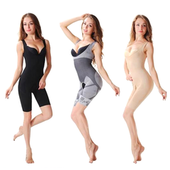Women's Bamboo-Charcoal Slimming Bodysuit