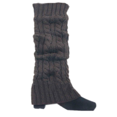 Women's Knitted Crochet Leg Warmers and Boot Covers - Assorted Colors - BoardwalkBuy - 11